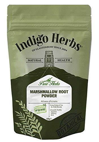 Indigo Herbs Eibischwurzel Pulver 100g