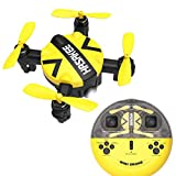 Mini Nano Drone with Altitude Hold and Headless Mode RC Quadcopter with 3D...