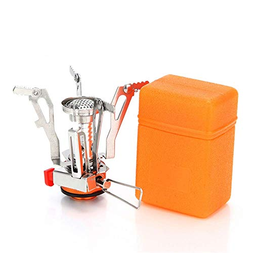 AOTU Portable Camping Stoves Backpacking Stove with Piezo...