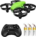 Potensic Mini Drone con Tre Batterie per Bambini e Principianti...