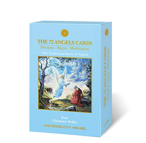 The 72 Angel Cards, Dreams-Signs-Meditation, The Traditional...