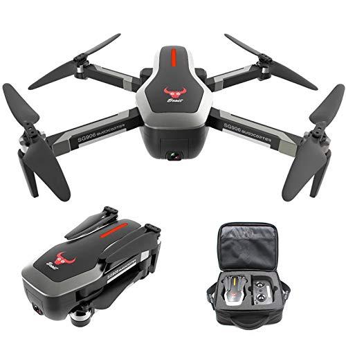 DishyKooker ZLRC Beast SG906 5G WiFi GPS FPV Drone con Fotocamera 4K e Borsa 2 Batteria