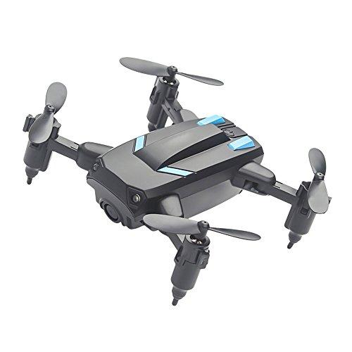 ZZH Mini Drones con Fotocamera 720P, Quadcopter Premium FPV HD Camera Altitude Hold Live Drones per...