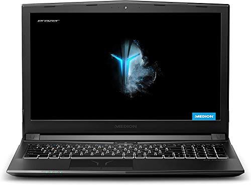 Medion ERAZER P6605 - Portátil gaming 15.6' FullHD (Intel Core i5-8300H,...