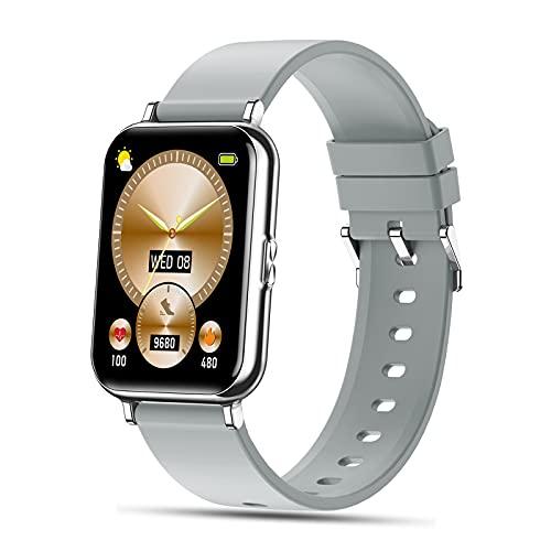Smartwatch, SEPVER Orologio Fitness Donna Uomo 1.65' Full Touch, Fitness Tracker con Impermeabil IP68, Cardiofrequenzimetro da polso, Orologio Sportivo Contapassi Smart Watch per Android iOS