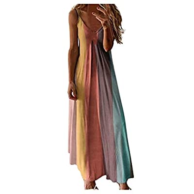 💗 Material: Polyester, Super soft, stretchy and lightweight,can be easily dress up or dress down, casual/beach/party/daily/office/formal/home, Womens Dresses Can be Combined in Many Ways. 💗 Occasion: Beach/Casual/Party/Shopping/Work/Outside/Home/Wedd...