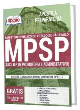 MP SP - Asistente de abogado I (administrativo)