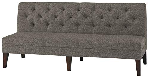 Signature Design by Ashley Tripton Dining Room Bench, Graphite