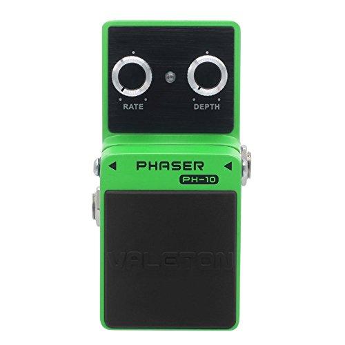 Valeton Loft PH-10 Phaser Guitar Effects Pedal Sound Based on Boss PH-1 Phaser Pedal