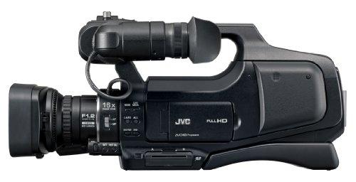 JVC GY-HM70 Caméscope Noir