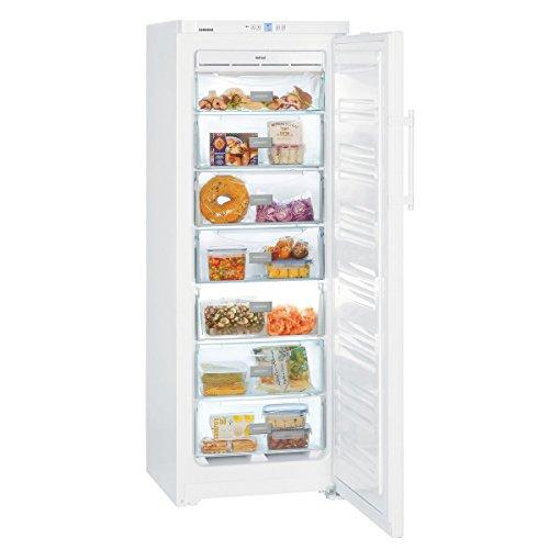 Liebherr GNP 2713-22 Libera installazione Verticale 221L A++ Bianco congelatore