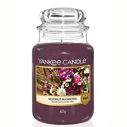 Moonlit Blossoms di Yankee Candle, giara grande
