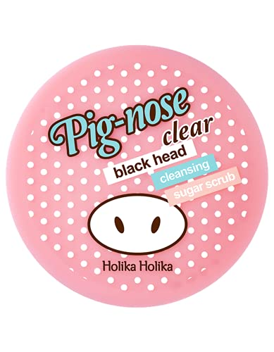 Holika Holika Pignose clear black head cleansing sugar scrub