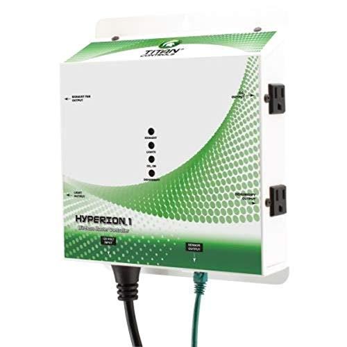 Titan Controls Wireless Environmental & Lighting Controller, 120V - Hyperion 1