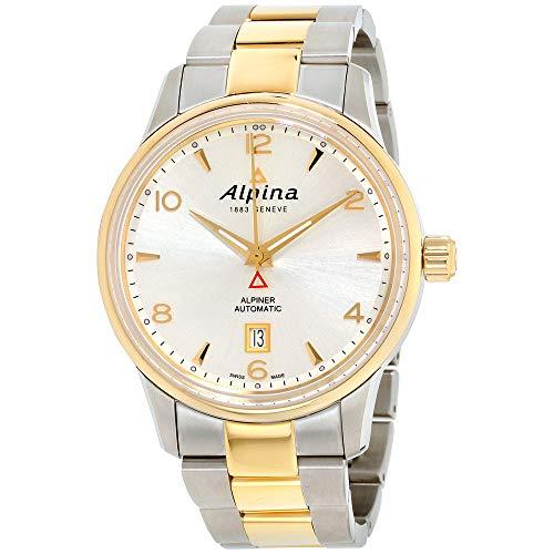 Alpina Alpiner Herren Automatikuhr Bicolor AL-525S4E3B