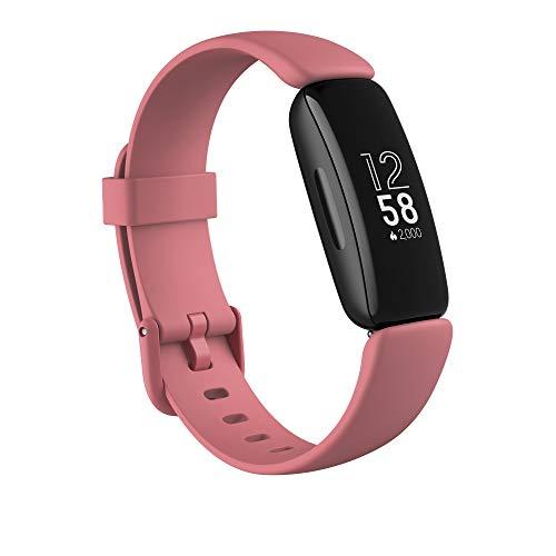 Fitbit Inspire 2 - Pulsera de salud y actividad física con ritmo...