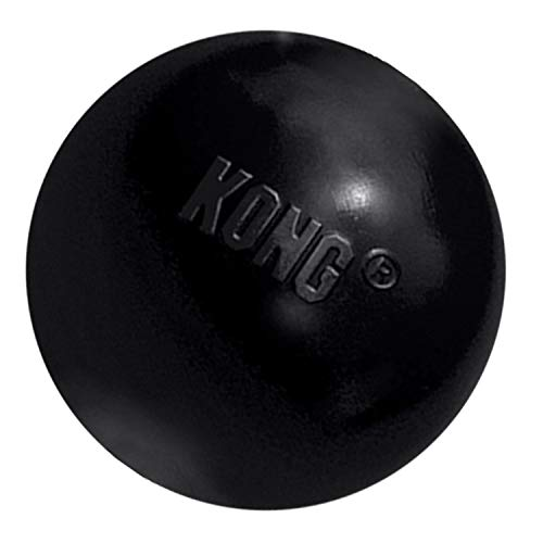 KONG - Extreme Ball - Durable Rubber Dog Toy for...