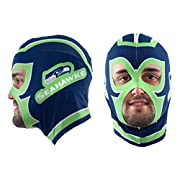 Officially licensed fan gear One Size Fits Most Poly spandex blend-90% polyester, 10% spandex Hand wash only Made in China