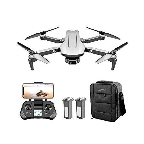 SLCE Drone GPS Telecamera 4K HD Drone Professionale con 120Grandangolare Regolabile, 5G WiFi 500M Video Live, Quadricottero RC con Ritorno Home, Seguimi, Volo Circolare, per I Principianti