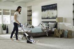 Hoover PowerDash Pet Compact Carpet Cleaner, Lightweight, FH50700, Blue