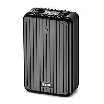 Zendure A8PD 26800mAh USB-C PD External Battery Pack, 5-Port Output 30W Power Delivery Portable Charger, LED Digital Display Power Bank for iPhone X, Nintendo Switch,Samsung Galaxy S9 and More - Black