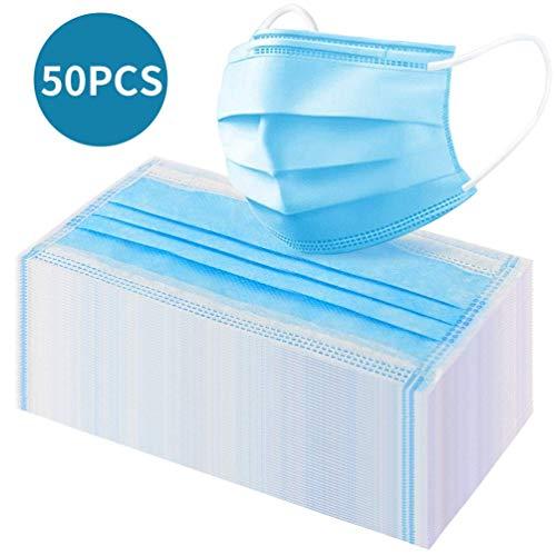 Confezione da 5 – Fornito in sacchetto sigillato – Medical UK Stock Medical Protection – Colore bianco blu verde