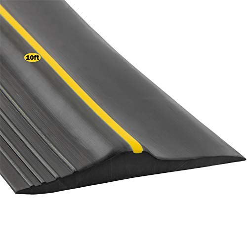 Universal Garage Door Bottom Threshold Seal Strip,Weatherproof Rubber...