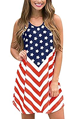 """YOUR PATRIOTISM - Celebrate Your Patriotism This Summer With These USA Flag Dress. Heads Will Turn And Grins Will Appear When You Strut Your Stuff In This Sweetheart Of A Dress! More American Flag Clothing Can Search """"For G And PL American Flag"""", Bei..."""