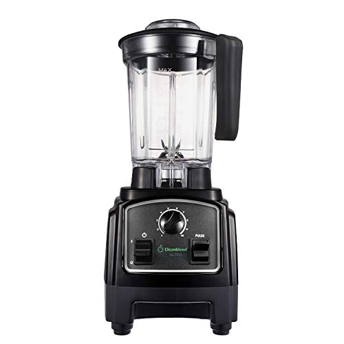 Cleanblend ULTRA: A Low Profile Countertop Blender