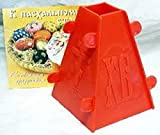 Plastic mold Orthodox Easter cheesecake Russian Tvorog Paskha Paska Form height 6.3' From USA
