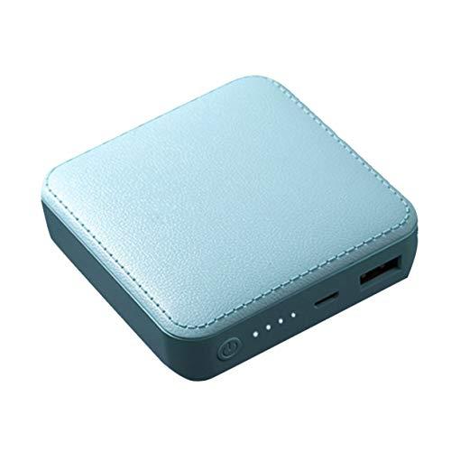 Uniqueheart 7800mAh Grande Capacité Portable Taille PU Banque...
