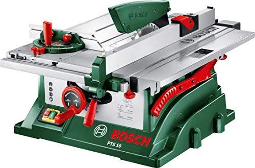Bosch Tischkreissäge PTS 10 (1400 Watt, im Karton)