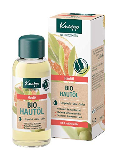 Kneipp Bio Hautöl, 1er Pack (1 x 100 ml)