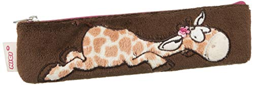 NICI 38644Astuccio Giraffa Piatta, 19,5x 5cm