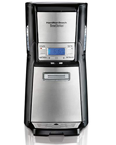 Hamilton Beach (48465) Coffee Maker with 12 Cup Capacity &...