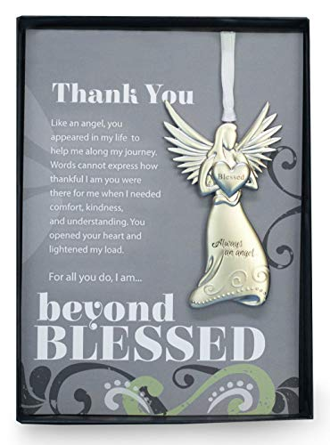 Beyond Blessed Angels with Sentiment - Thank You...