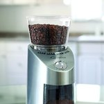 Capresso 565.05 Infinity Conical Burr Grinder, Stainless Steel 17