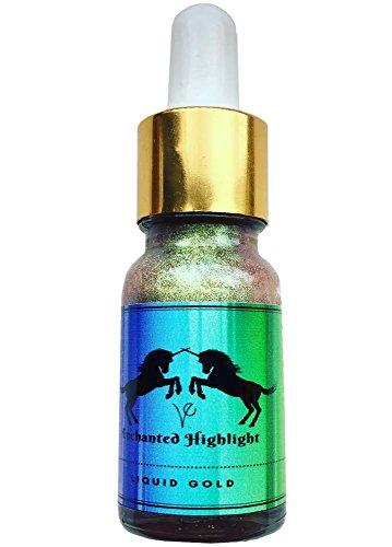 Iluminador de uñas lágrimas de unicornio de VE Cosmetics