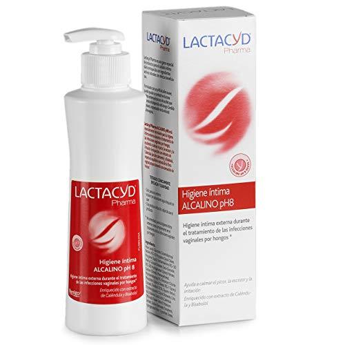 Lactacyd Alcalino Ph 8 Higiene Íntima Externa Durante el Tr