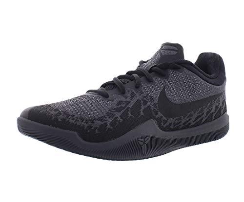 Nike Men's Mamba Rage Basketball Shoes, Black/Dark Grey-m, 10 Narrow