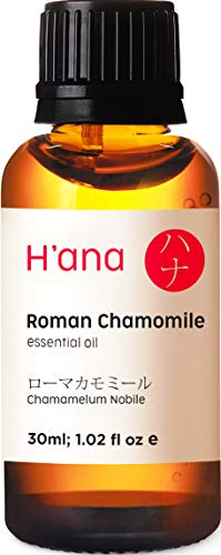 Ätherisches Römisches Kamillen Öl (30ml)- 100% rein und zur therapeutischen...