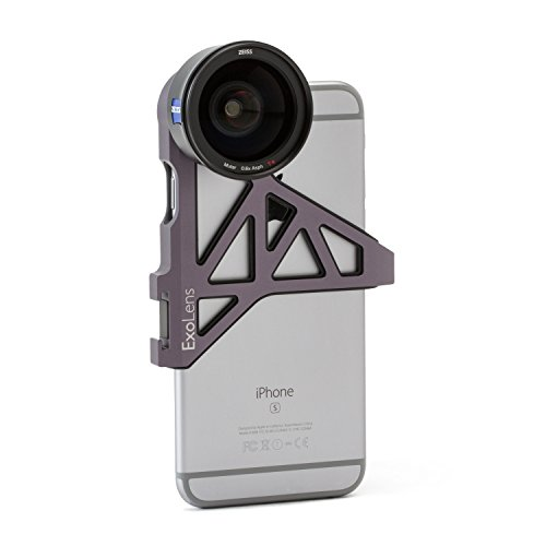 【国内正規品】ExoLens PRO 広角ZEISSレンズとブラケット iPhone6/6s対応 9562001