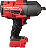 Milwaukee - Fuel High Torque 1/2-Inch Impact Wrench with Friction Ring (( New Version-1. ))