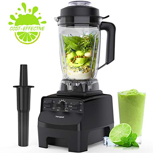 homgeek Blender 1450W High-Speed Professional Countertop Blender for Shakes and Smoothies