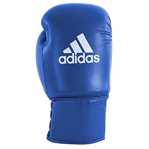 adidas Bambini Kids Boxing Glove adibk01Guantoni da Boxe, Blu, 4oz