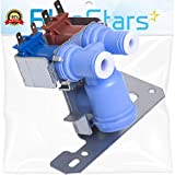 Ultra Durable WR57X10032 Refrigerator Water Valve Replacement Part by Blue Stars - Exact Fit for GE Refrigerators - Replaces AP3192626 WR57X10040 AP3672839 PS901314