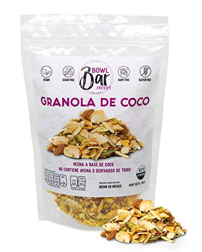 GRANOLA DE COCO BOWL BAR 300 GR