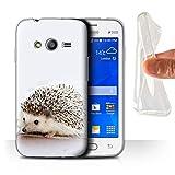 Coque pour Samsung Galaxy Trend 2 Lite/G318 Photos Mignonnes Bébé Animal...