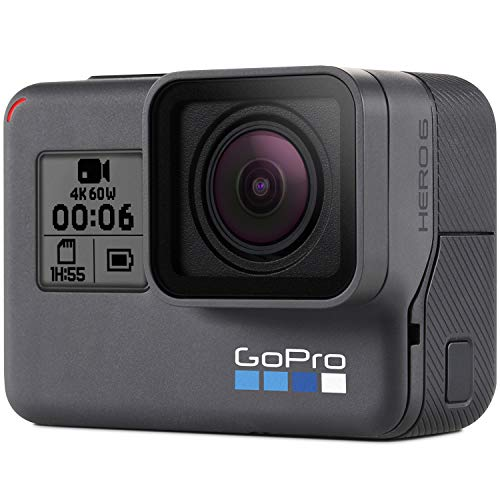 【国内正規品】GoPro アクションカメラ HERO6 Black CHDHX-601-FW
