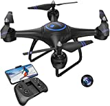 AKASO A31 Drone avec Caméra HD 1080P LED,Quadcopter FPV WiFi,3D VR,Mode sans...